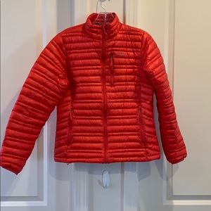 Patagonia ultralight jacket size Small
